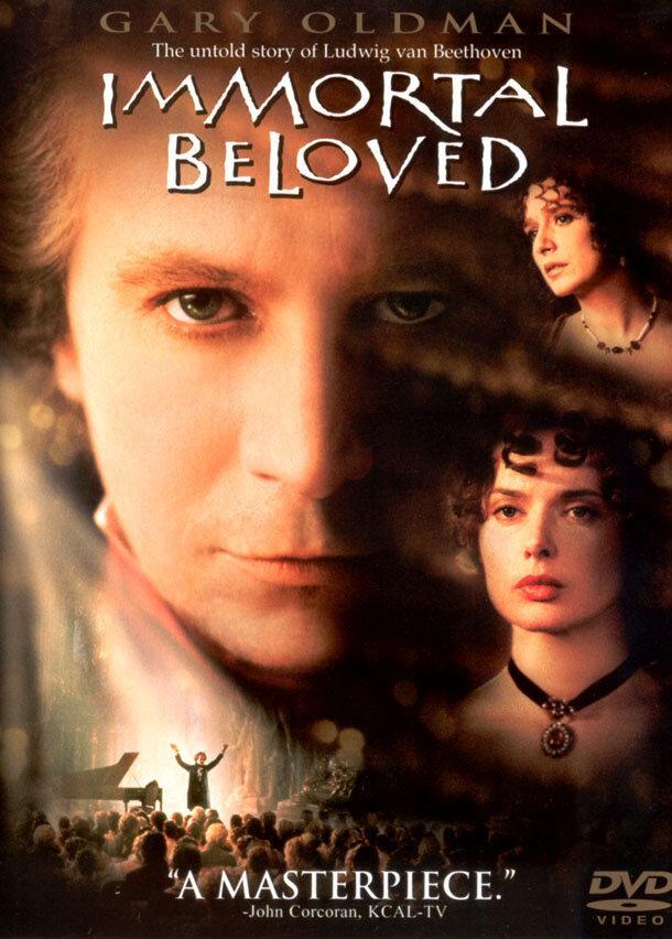 Бессмертная возлюбленная / Immortal Beloved (1994)
