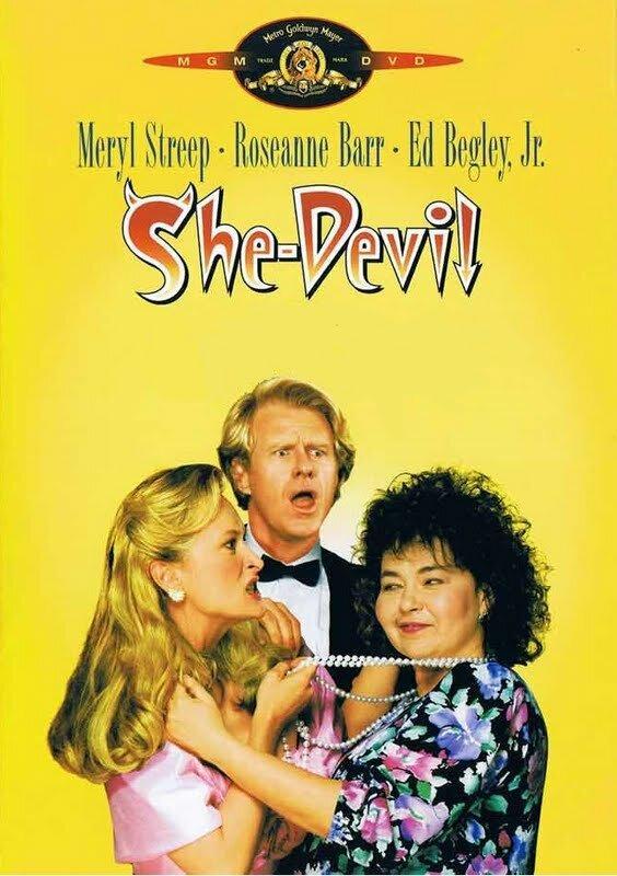 Дьяволица / She-Devil (1989)