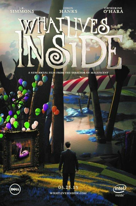 Что живёт внутри / What Lives Inside (2015)