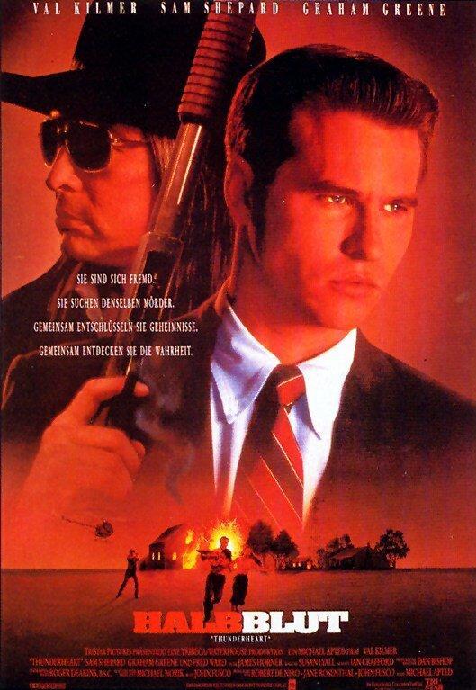 Громовое сердце / Thunderheart (1992)