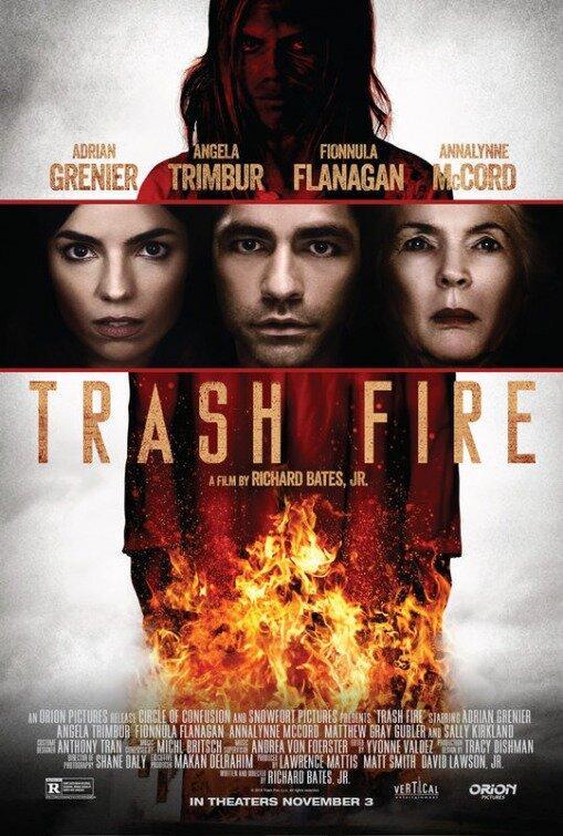 Пожар на помойке / Trash Fire (2016)