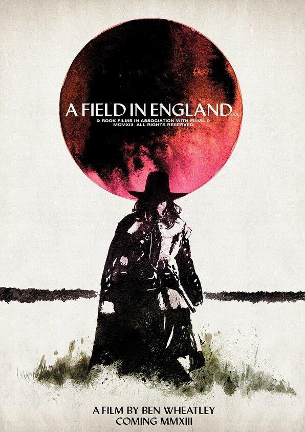Поле в Англии / A Field in England (2013)
