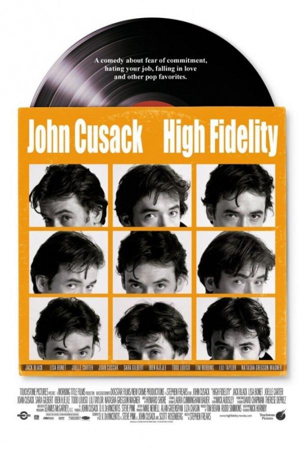 Фанатик / High Fidelity (2000)