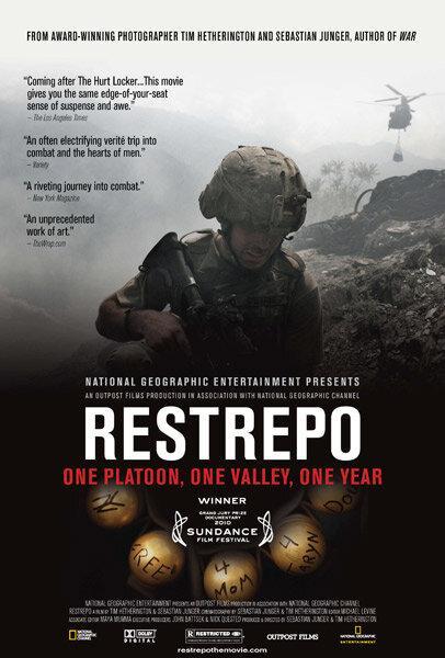 Рестрепо / Restrepo (2010)