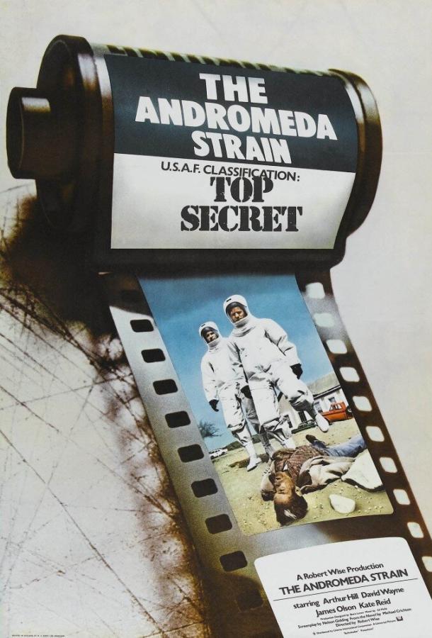 Вирус Андромеда / The Andromeda Strain (2008)