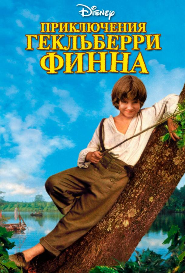Приключения Гекльберри Финна / The Adventures of Huck Finn (1993)