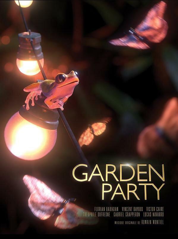 Вечеринка в саду / Garden Party (2017)