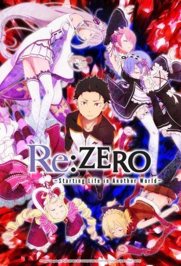 Re:Zero. Жизнь с нуля в альтернативном мире 2 сезон