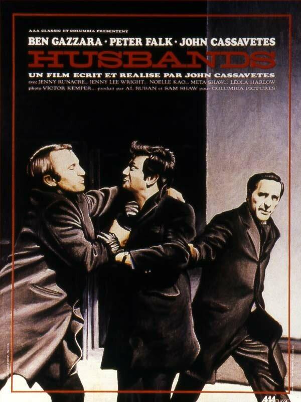 Мужья / Husbands (1970)