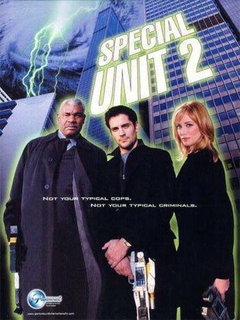 Охотники за нечистью / Special Unit 2 (2001)