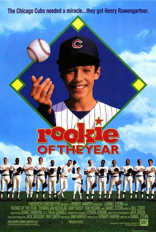 Новичок года / Rookie of the Year (1993)