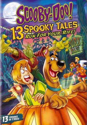 Скуби-Ду! И Страшное Пугало / Scooby-Doo! And the Spooky Scarecrow (2013)