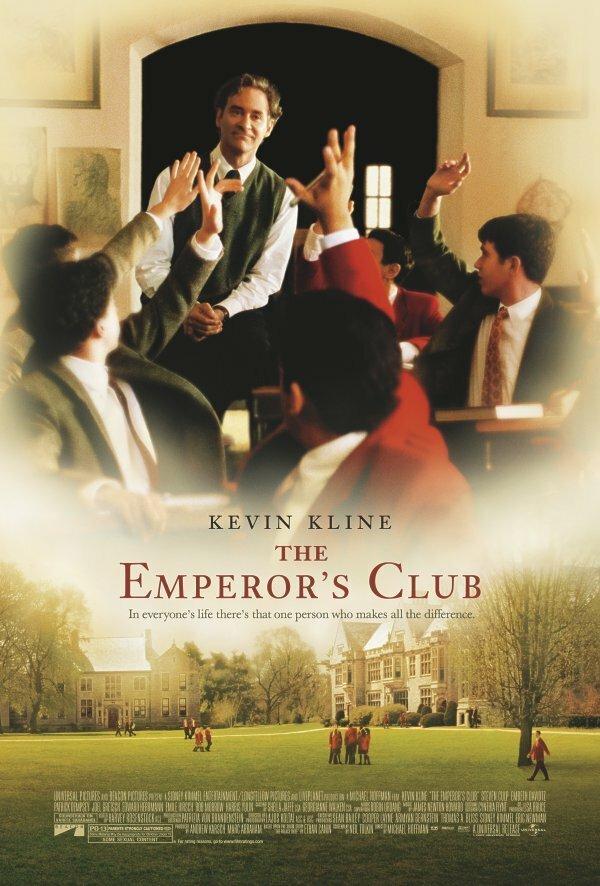 Императорский клуб / The Emperor's Club (2002)
