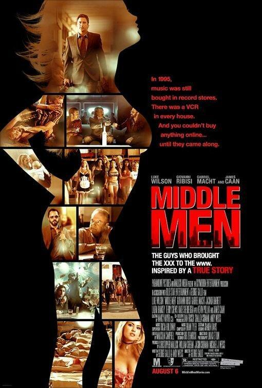 Посредники / Middle Men (2009)