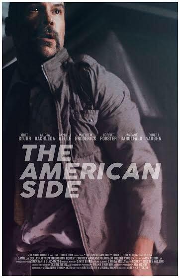 Американская сторона / The American Side (2016)