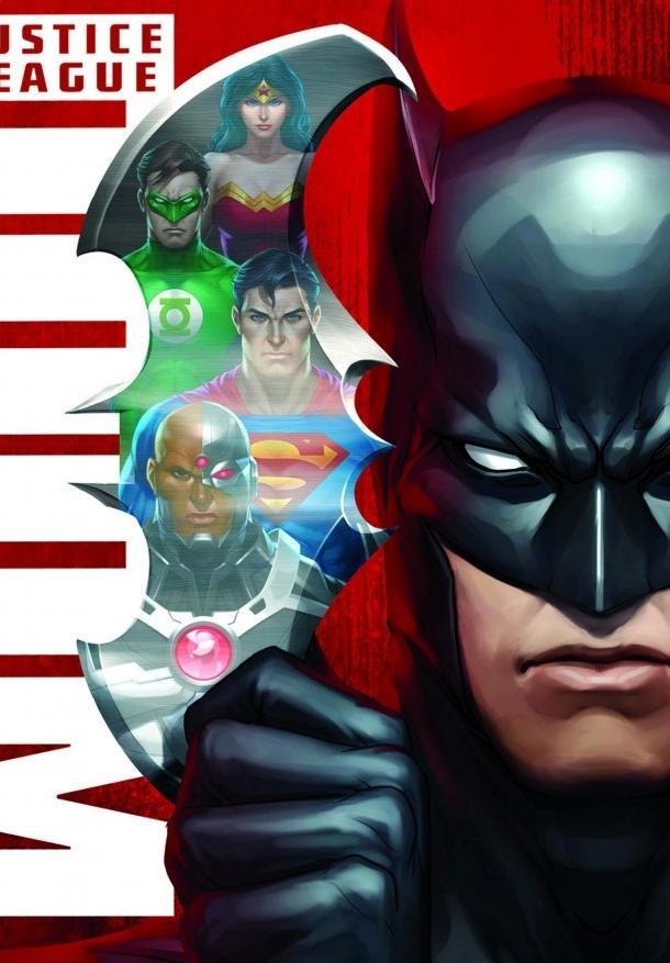 Лига справедливости: Гибель 2012 смотреть онлайн в хорошем качестве