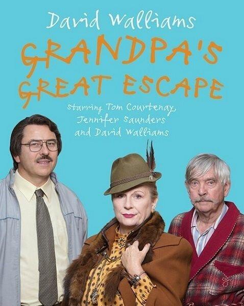 Великий побег дедушки / Grandpa's Great Escape (2018)