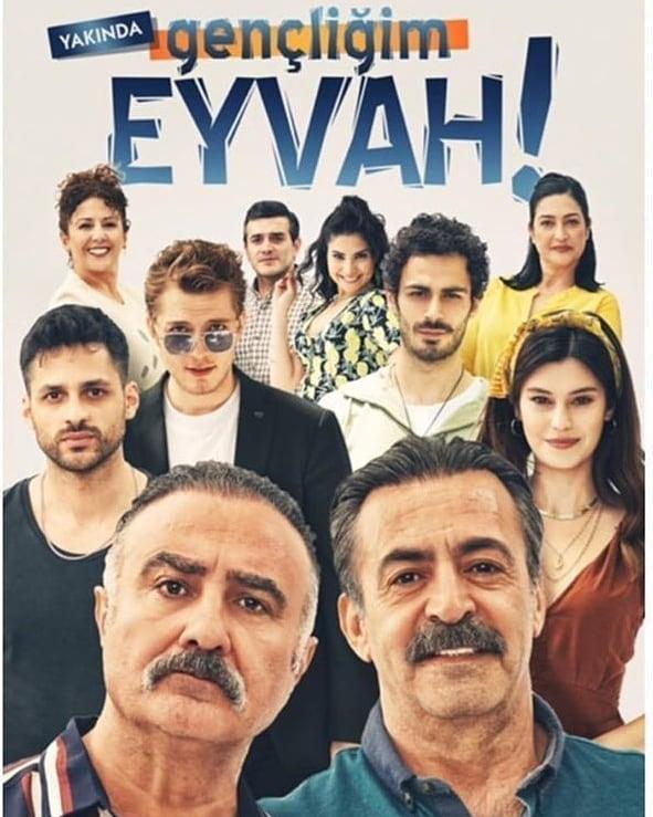 Ах, моя молодость! / Gençliğim Eyvah! (2020)