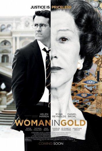 Женщина в золотом / Woman in Gold (2015) смотреть онлайн