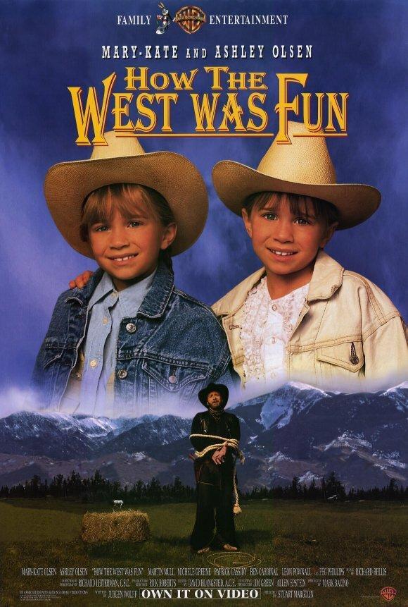 Весёлые деньки на Диком Западе / How the West Was Fun (1994)