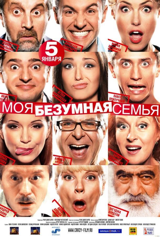 Моя безумная семья (2011)