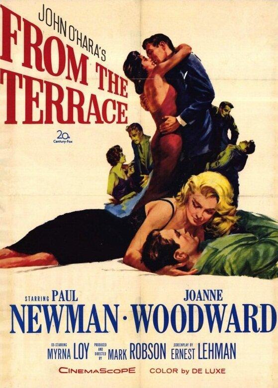 С террасы / From the Terrace (1960)