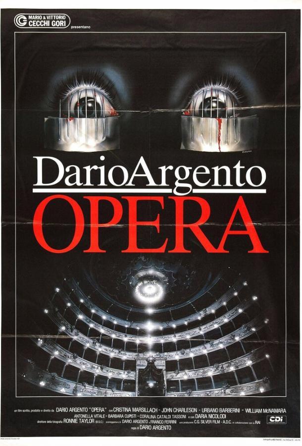 Ужас в опере / Opera (1987)