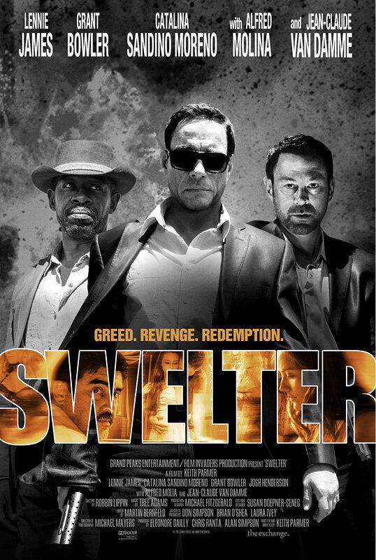 Зной / Swelter (2013)