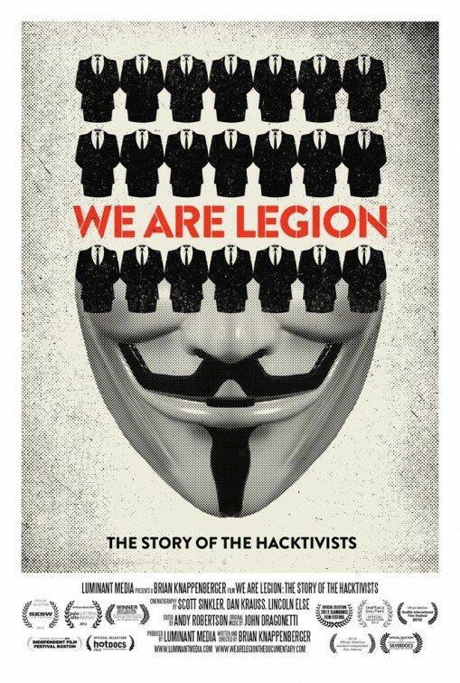 Имя нам легион: История хактивизма / We Are Legion: The Story of the Hacktivists (2012)