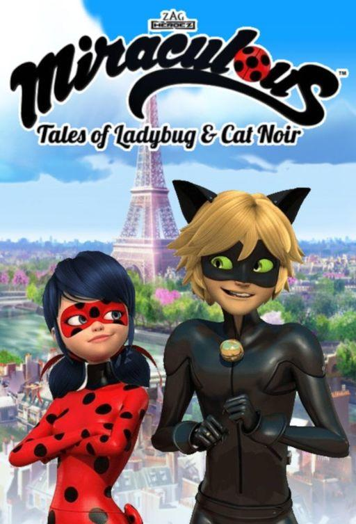 Леди Баг и Супер-Кот / Miraculous: Tales of Ladybug and Cat Noir (2015)