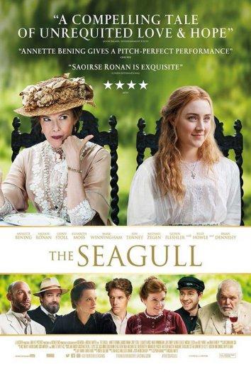 Чайка / The Seagull (2018)