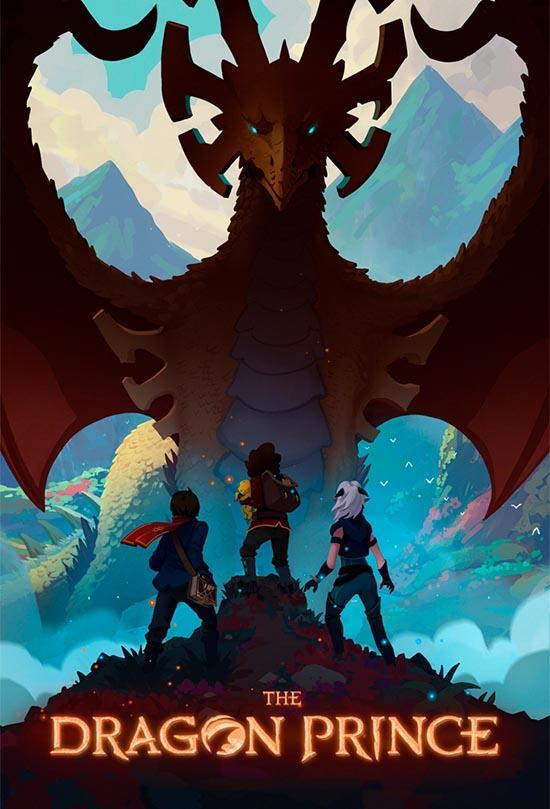 Принц драконов / The Dragon Prince (2018)