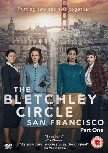 Код убийства: Сан-Франциско / The Bletchley Circle: San Francisco (2018) смотреть онлайн 1 сезон