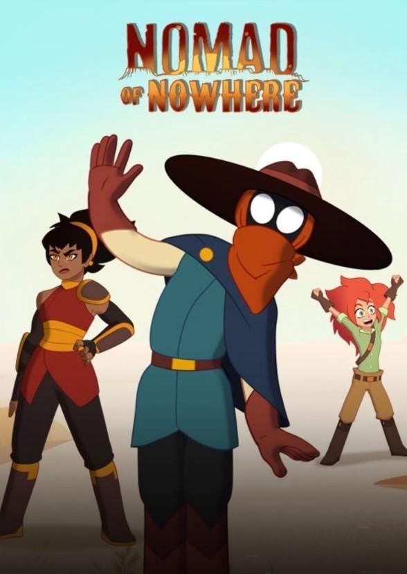Бродяга из Ниоткуда / Nomad of Nowhere (2018)