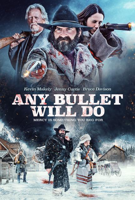 Сойдёт любая пуля / Any Bullet Will Do (2018) смотреть онлайн
