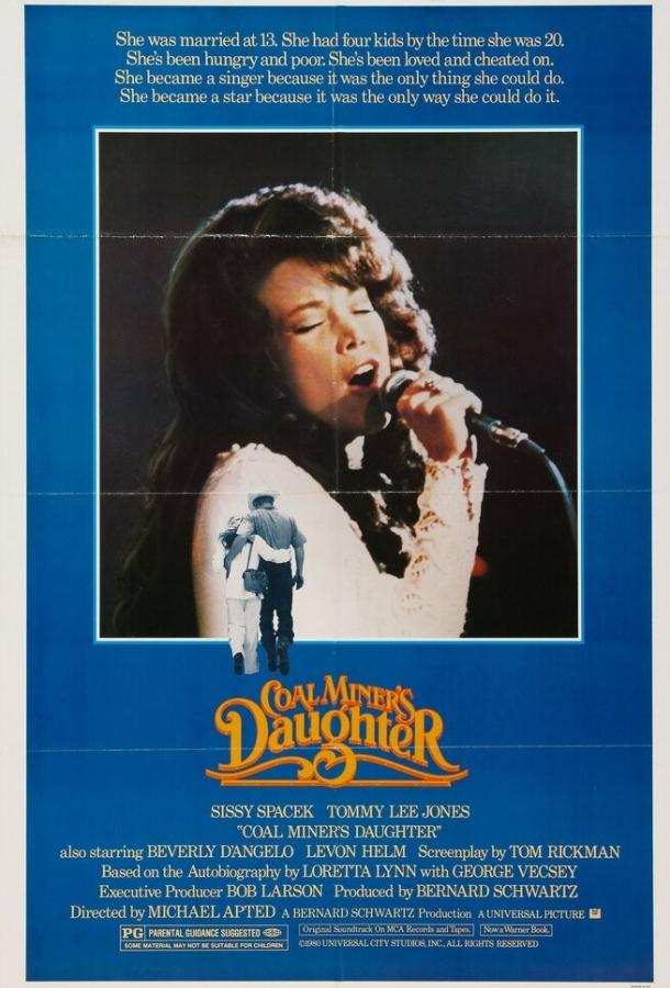 Дочь шахтера / Coal Miner's Daughter (1980)