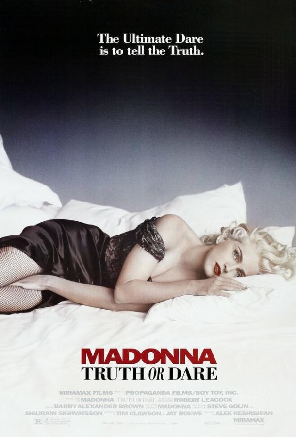 В постели с Мадонной / Madonna: Truth or Dare (1991)