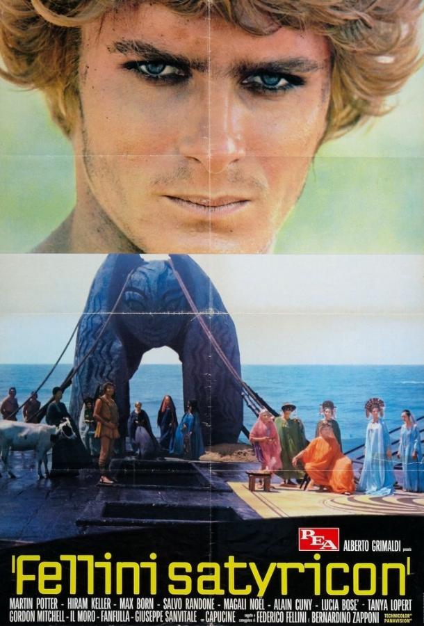 Сатирикон / Fellini - Satyricon (1969)