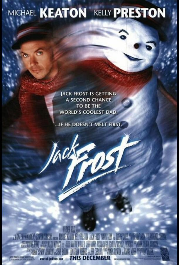 Джек Фрост / Jack Frost (1998)