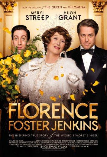 Примадонна / Florence Foster Jenkins (2016)