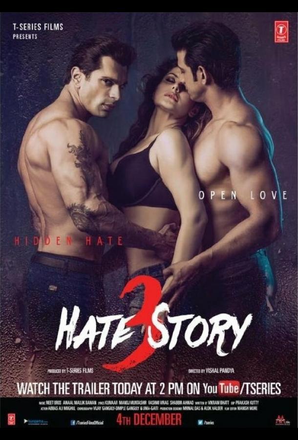 История ненависти3 (2015)
