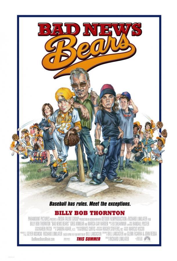 Несносные медведи / Bad News Bears (2005)