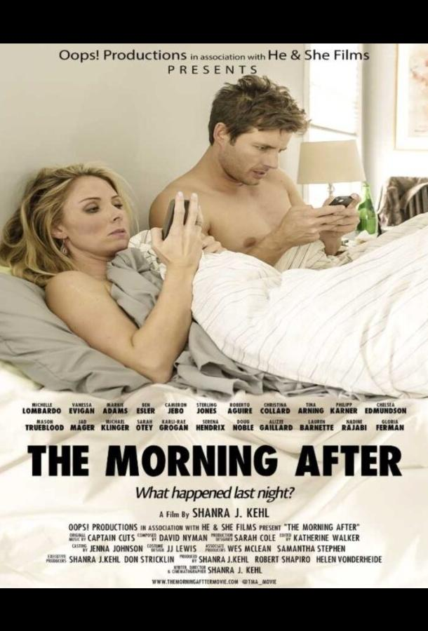 На следующее утро / The Morning After (2015)