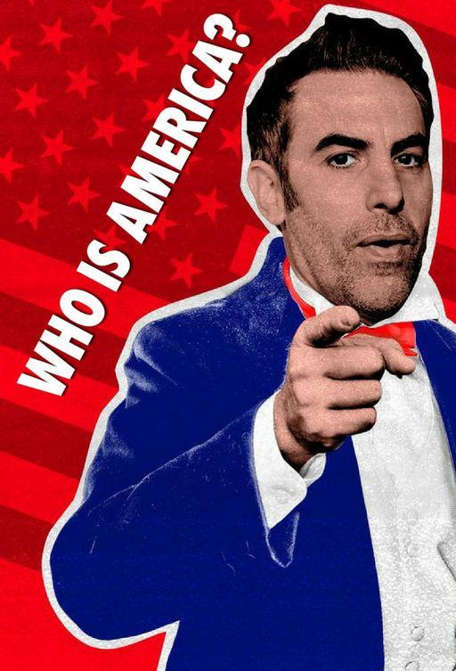 Кто есть Америка? / Who Is America? (2018)