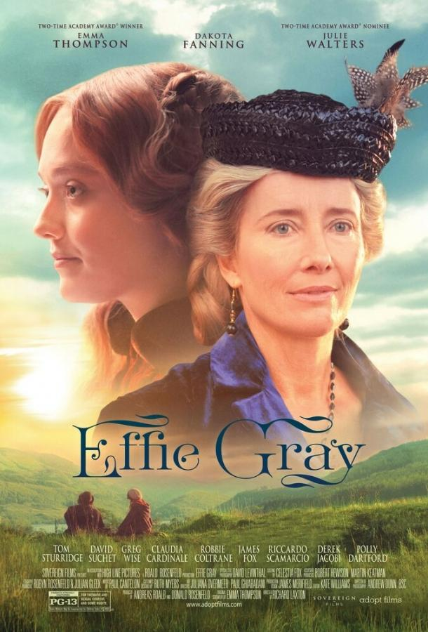 Эффи / Effie Gray (2014)