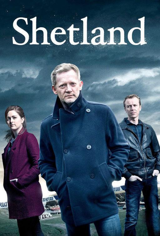 Шетланд / Shetland (2013)