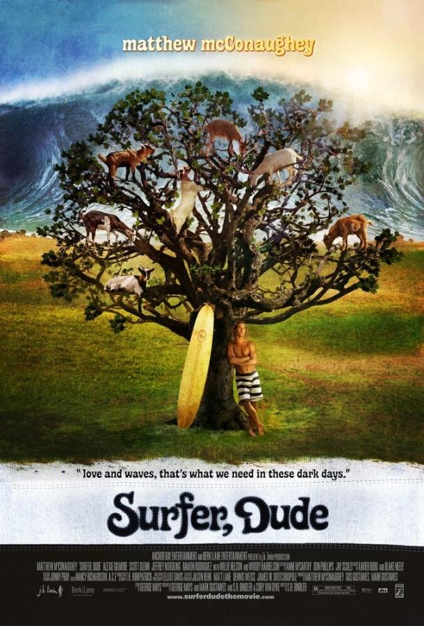 Серфер / Surfer, Dude (2008)