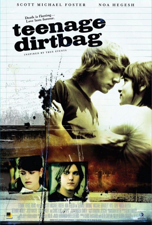 История странного подростка / Teenage Dirtbag (2009)