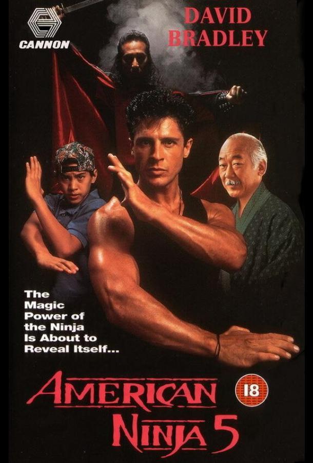 Американский ниндзя5 / American Ninja5 (1992)