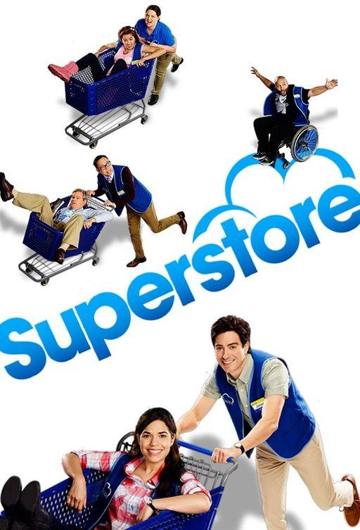 Супермаркет  (2015) 6 сезон 15 серия.